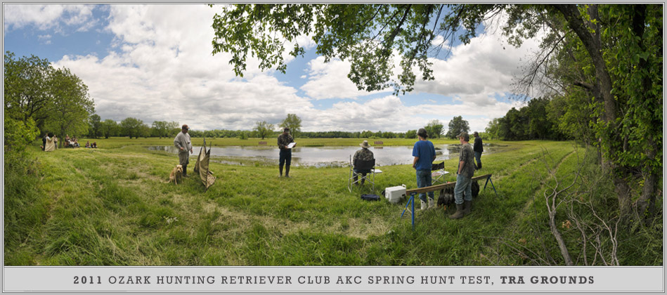 OHRA Spring 2011, Senior Water Test